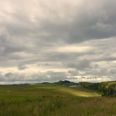 Hadrian's Wall June 2017