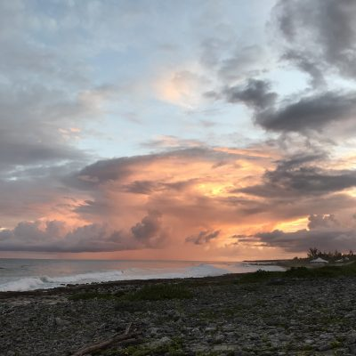 Evening Cayman Brac May 2018